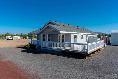 Terrebonne Single Family Home For Sale: 15324 Southwest Steelhead Road