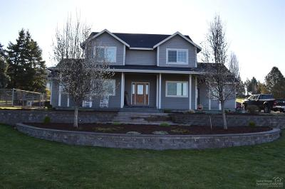 Prineville Single Family Home For Sale: 2820 Northeast Canal Road