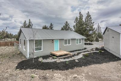 Bend Single Family Home For Sale: 66925 Central Street