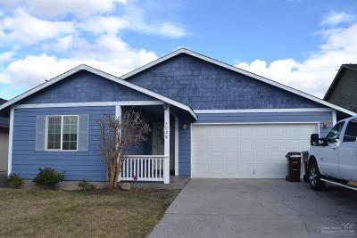 Prineville OR Single Family Home For Sale: $218,500