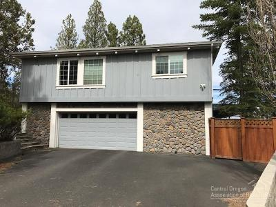 Bend Single Family Home For Sale: 1731 Northwest Rimrock Road