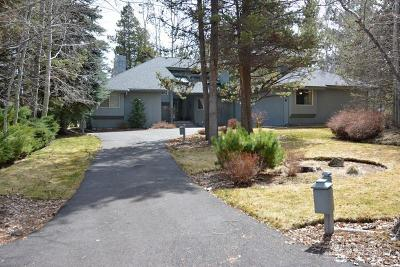Sunriver Single Family Home For Sale: 6 Five Iron Lane