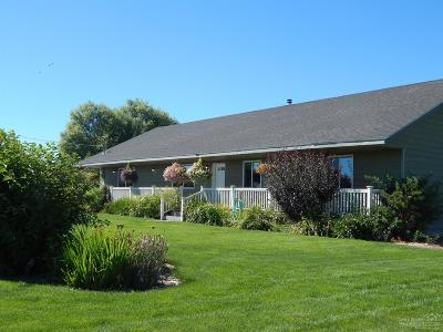 Prineville Single Family Home Contingent Bumpable: 3755 Northwest Gerke Road