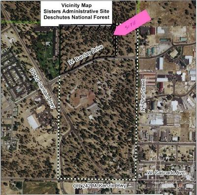 Sisters Residential Lots & Land For Sale: West Barclay Drive