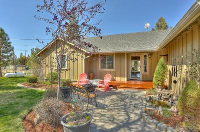 Bend Single Family Home For Sale: 62515 Waugh Road