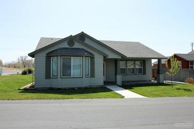 Metolius Single Family Home For Sale: 560 Southwest Sunrise Circle