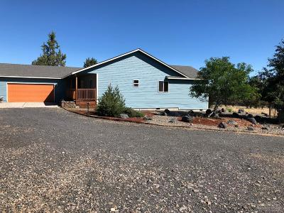 Prineville Single Family Home For Sale: 6349 Southeast Night Hawk Drive