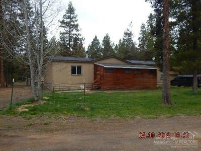 La Pine OR Mobile/Manufactured Sold: $164,000