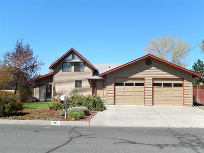 Prineville Single Family Home For Sale: 955 Northeast Del Rio Avenue
