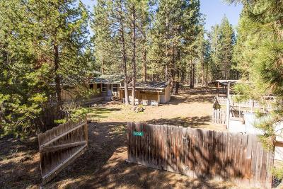 La Pine Single Family Home For Sale: 52361 Ponderosa Way
