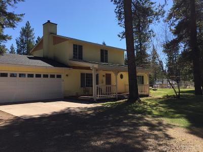 La Pine Single Family Home For Sale: 152556 Long Prairie