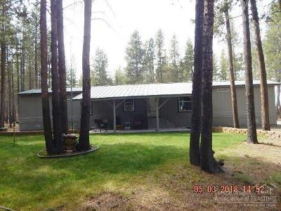 La Pine OR Mobile/Manufactured Sold: $167,000