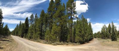 La Pine Residential Lots & Land For Sale: 51967 Cultus Lane