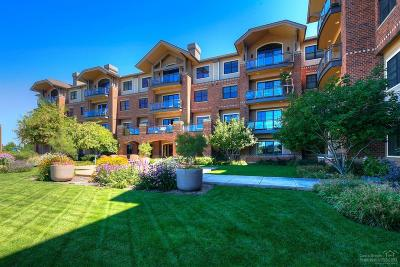 Bend Condo/Townhouse For Sale: 363 Southwest Bluff Drive #401