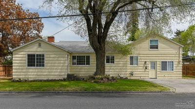 Redmond Single Family Home For Sale: 528 Northwest 7th Street