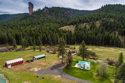 Prineville Farm & Ranch For Sale: 12800 Northeast Mill Creek Road
