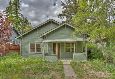 Bend Single Family Home For Sale: 520 Northwest Florida Avenue