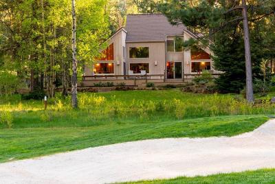 Black Butte Ranch Single Family Home For Sale: 13224 Hawks Beard