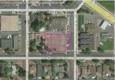 Sisters Residential Lots & Land For Sale: 474 East Washington Avenue