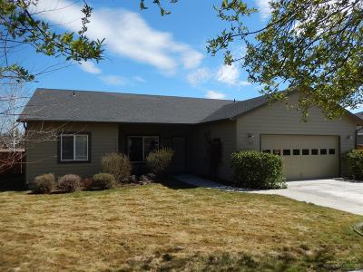 Prineville Single Family Home For Sale: 2522 Northeast Bobbi Place