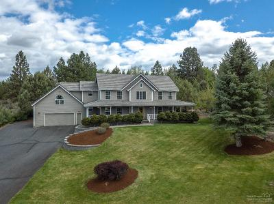 Single Family Home For Sale: 19625 Clear Night Drive