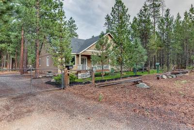 Bend Single Family Home For Sale: 54430 Elk Drive