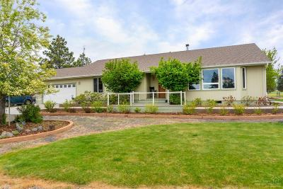 Bend Single Family Home For Sale: 22027 Rickard Road