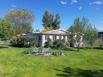 Prineville Single Family Home For Sale: 210 Northeast 13 Street