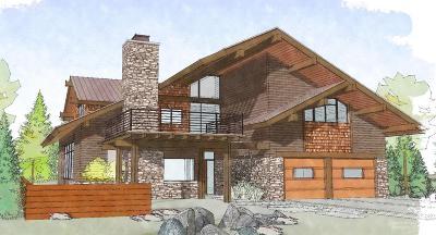 Sisters Single Family Home For Sale: 510 East Diamond Peak Avenue