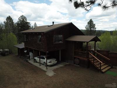 Single Family Home Contingent Bumpable: 45877 Larkin Creek Road