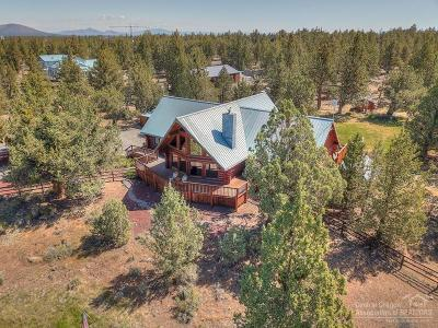 Bend Single Family Home For Sale: 65220 Smokey Ridge Road