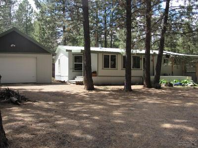 La Pine Mobile/Manufactured For Sale: 15765 Old Mill Road