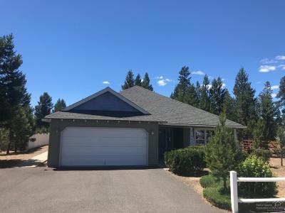 La Pine Single Family Home For Sale: 51445 Lasso Lane