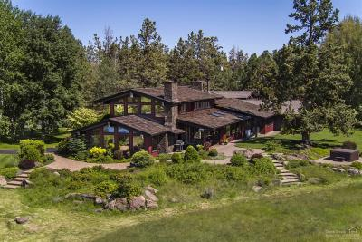 Bend Single Family Home For Sale: 20355 Tumalo Road