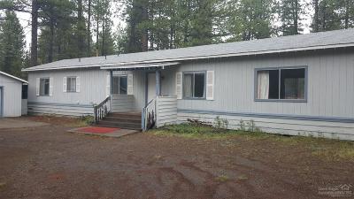 La Pine Single Family Home For Sale: 51462 Jory Road
