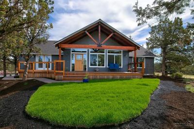 Bend Single Family Home For Sale: 64705 Simon Road
