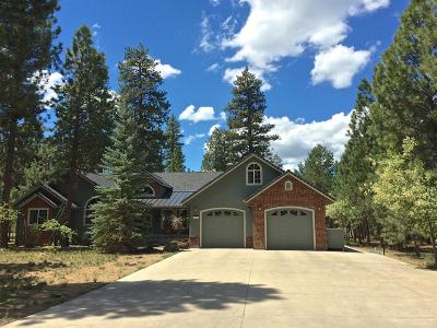 La Pine Single Family Home For Sale: 14211 Whitewater Loop