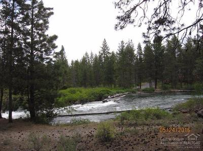 La Pine Residential Lots & Land For Sale: 53480 Wildriver Way