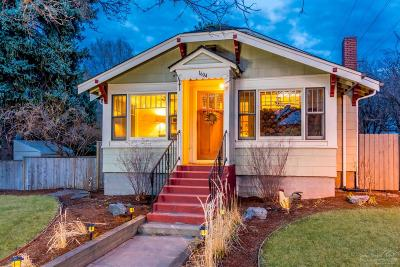 Bend Single Family Home For Sale: 1604 Northwest 2nd Street