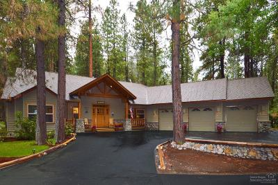 Black Butte Ranch Single Family Home For Sale: 70607 Ponderosa Lane