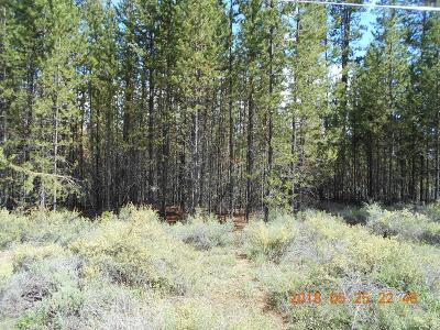 La Pine OR Residential Lots & Land Sold: $32,500