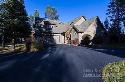 Sunriver Condo/Townhouse For Sale: 57422 Sun Eagle Lane