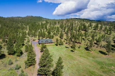 Prineville Single Family Home For Sale: 8101 Northeast Mill Creek Road