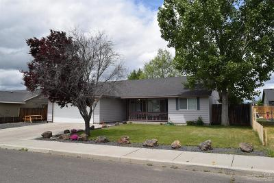 Prineville OR Single Family Home For Sale: $248,900