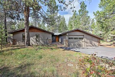 Sunriver Single Family Home For Sale: 17801 Alpine Lane