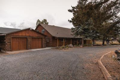 Bend Single Family Home For Sale: 20691 Tumalo Road