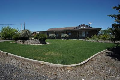 Prineville Single Family Home For Sale: 4451 NW Charles Road
