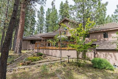 Black Butte Ranch Single Family Home For Sale: 70358 Linnaea Borealis