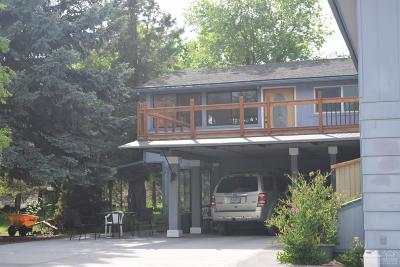 Bend Single Family Home For Sale: 22060 Neff Road