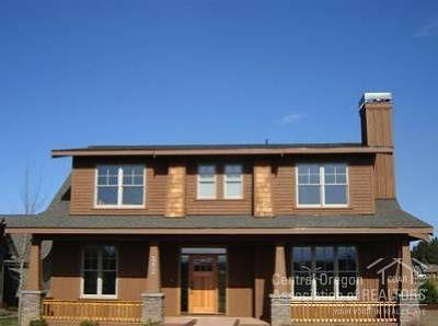 Sisters Single Family Home For Sale: 592 S Pine Meadow Street